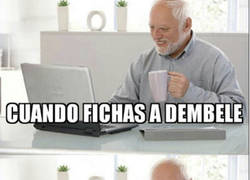 Enlace a Dembele vs Asensio