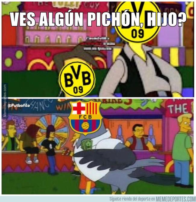 995482 - El Barcelona por la feria europea de fútbol