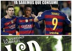 Enlace a La verdad sobre el nuevo tridente del Barça y su nombre...