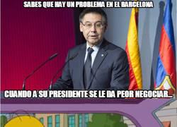 Enlace a El problema del Barcelona empieza desde arriba...