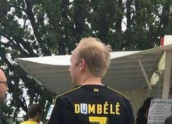 Enlace a Los anti-Dembélé no tardaron en aparecer en Dortmund