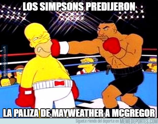 995933 - Los Simpsons ya lo sabían