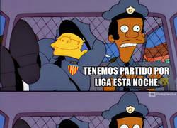Enlace a El Valencia visita al Madrid