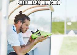 Enlace a Bale intentando entender su situación