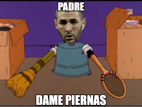 996107 - Benzema contra el Valencia