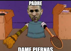 Enlace a Benzema contra el Valencia