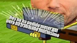 Enlace a La vieja confiable de Zidane cuando Benzema no mete una