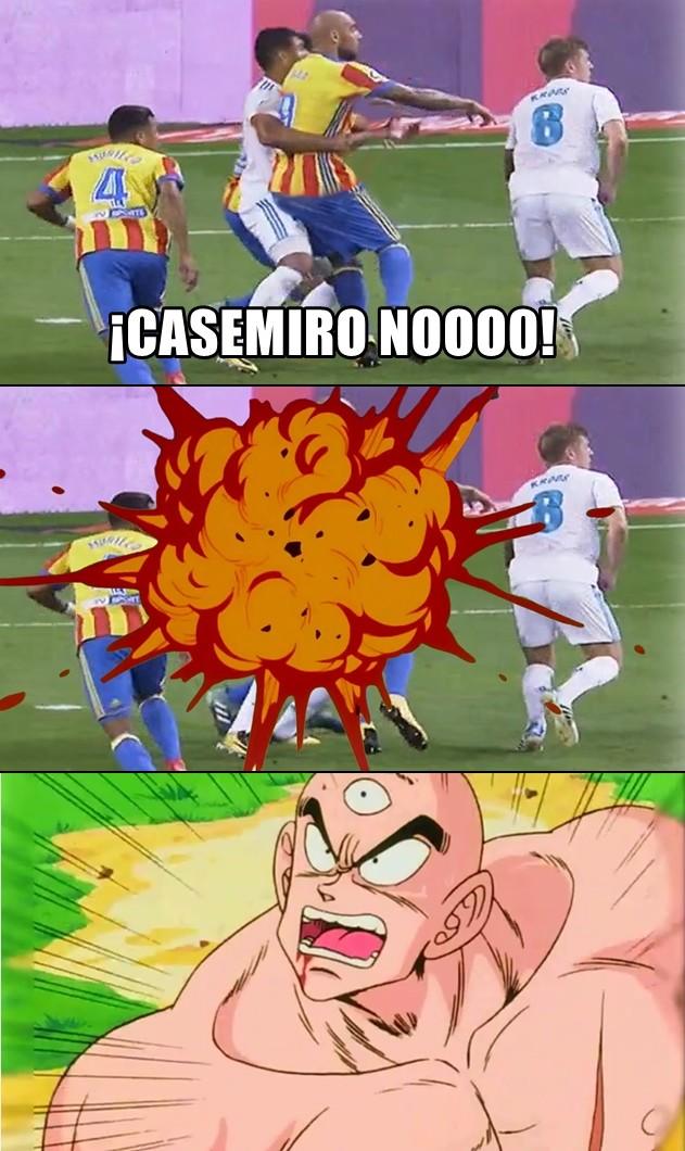 996271 - El sacrificio de Casemiro