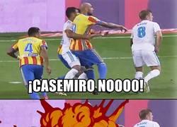 Enlace a El sacrificio de Casemiro