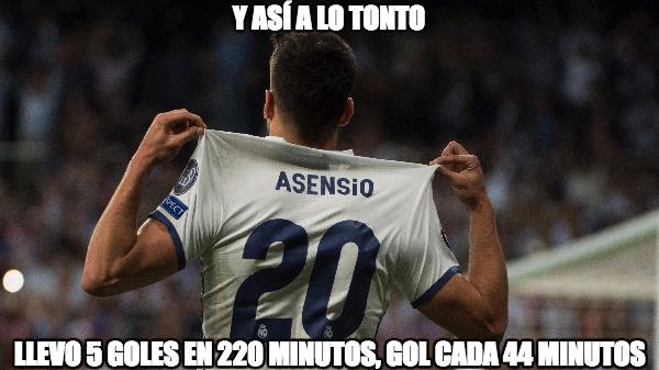 996321 - ¿Cuánto vale Asensio?