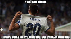 Enlace a ¿Cuánto vale Asensio?