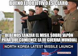 Enlace a Ya sabemos por qué el misil de Corea del Norte cayó en el mar