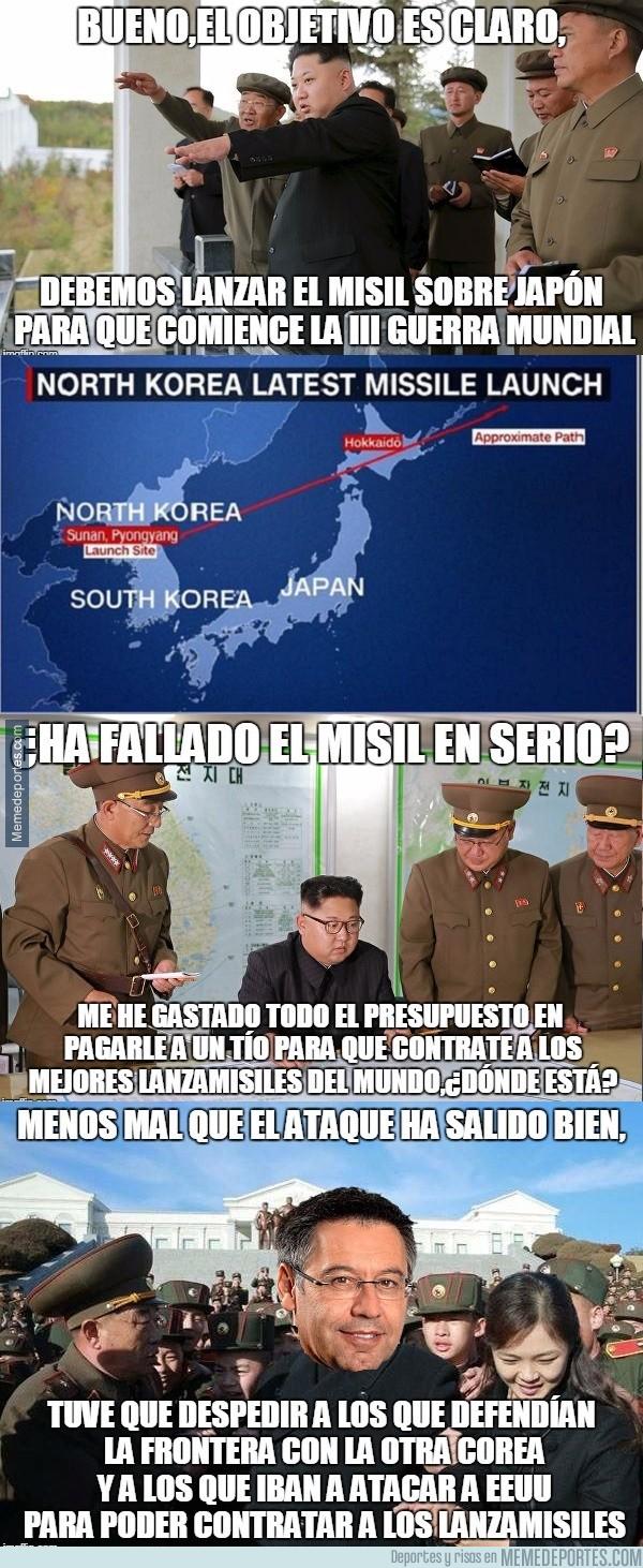 996525 - Ahora sabemos por qué Corea del Norte falló su ataque II