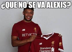 Enlace a Chamberlain al Liverpool