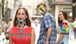 Enlace a El Madrid ya mira la Champions