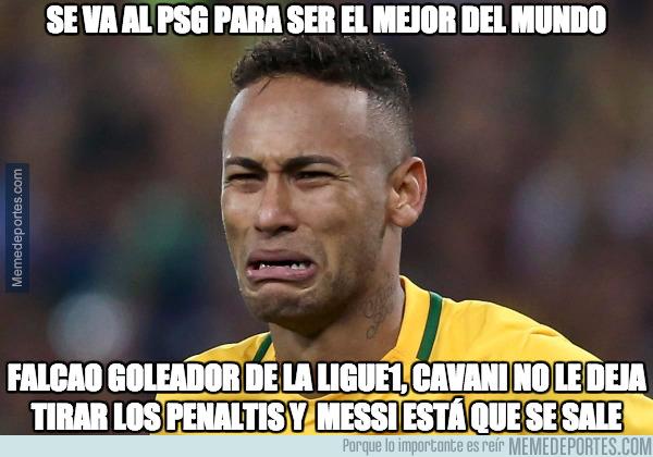 1000499 - Neymar: Malas decisiones