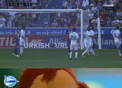 Enlace a ¡El Alavés tuvo el empate!