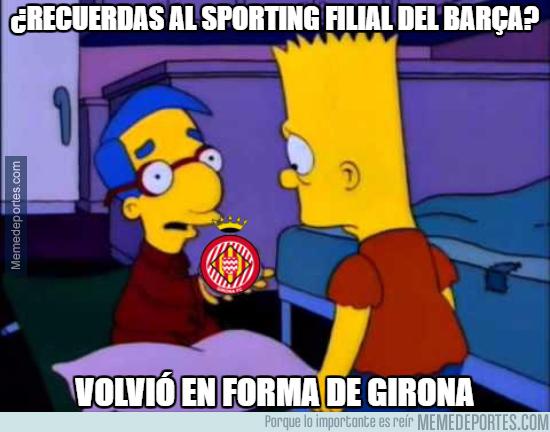 1000685 - Girona marcándose un Sporting de Gijón