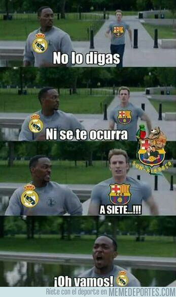 1000689 - Cuando el Madrid gana pero luego también gana el Barça