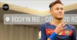 Enlace a El detalle en esta insta-story que desvela que Neymar no olvida el Barcelona