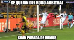 Enlace a Mientras tanto, el Real Madrid...