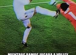Enlace a Keylor Ramos salva de nuevo al Madrid