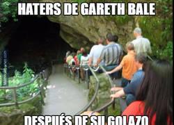 Enlace a Los haters de Bale tendrán que volver a la cueva, quieran o no