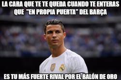 Enlace a El temor de Cristiano Ronaldo