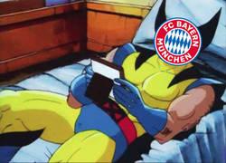 Enlace a Aficionados del Bayern frente al PSG...