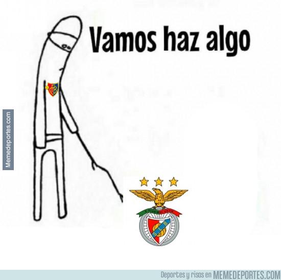 1001229 - Increíble lo del Benfica