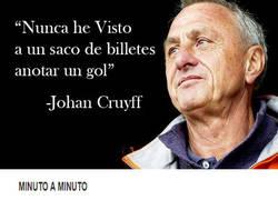 Enlace a ZASCA a Cruyff tras el PSG-Bayern