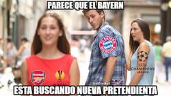 Enlace a El Bayern se plantea cambiar de pareja