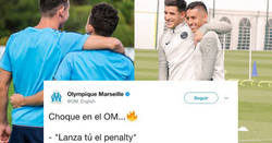 Enlace a El Olympique de Marsella se ríe de Neymar y Cavani... el PSG se la devuelve con mala leche
