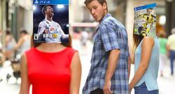 Enlace a Mañana sale el FIFA18 y estamos todos así