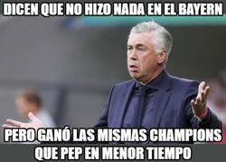 Enlace a Los logros de Ancelotti con el Bayern