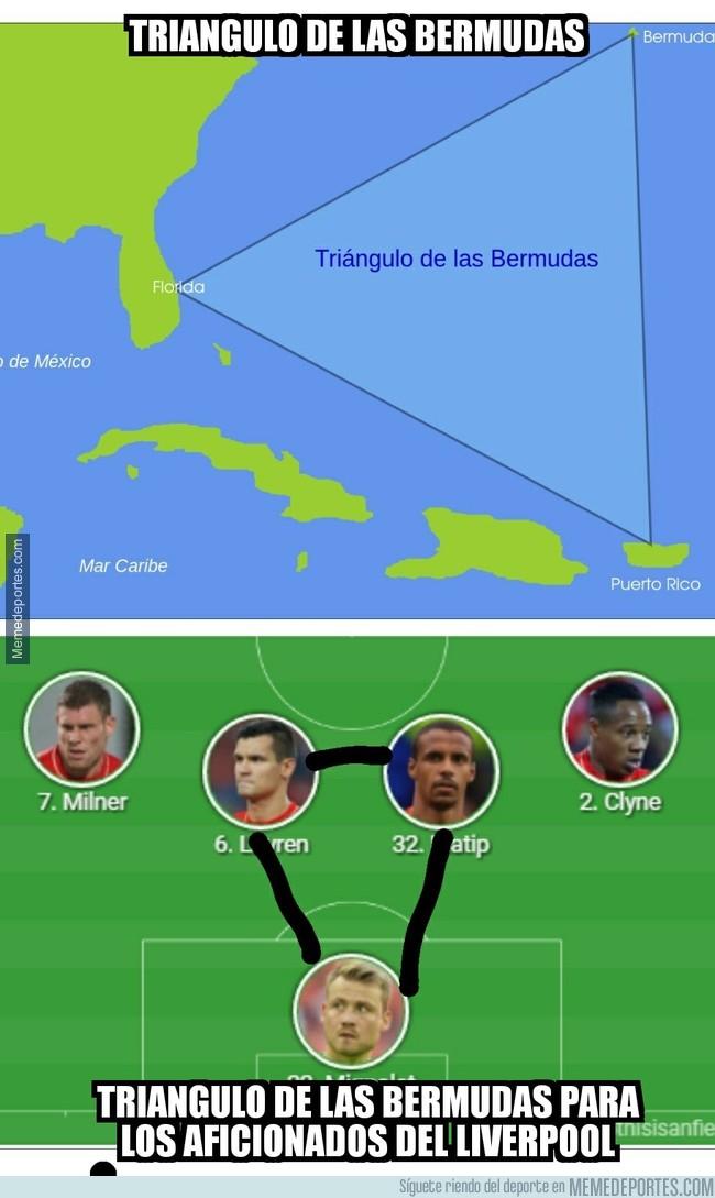 1001419 - El triángulo de las Bermudas, lugar donde pasan cosas catastróficas