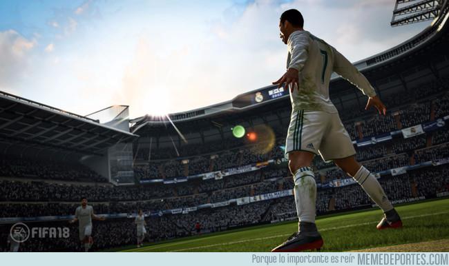 1001424 - Puedes llevarte el FIFA18 gratis si cumples este requisito que ha puesto EA Sports