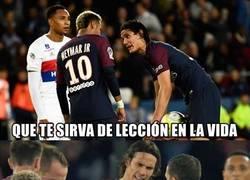 Enlace a Neymar te enseña como triunfar