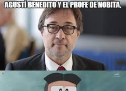 Enlace a Benedito, el encargado de la moción de censura a Bartomeu