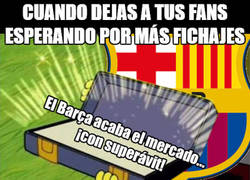 Enlace a Y así pretende contentar el Barça a su afición