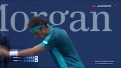 Enlace a El puntazo del torneo, by Rafael Nadal