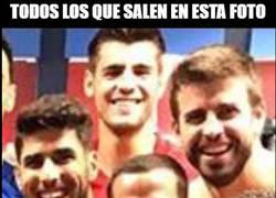 Enlace a Madridistas y seleccionados