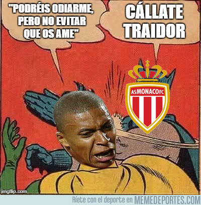 997498 - La carta de despedida de Mbappé al Mónaco