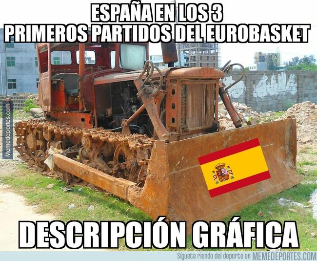 997519 - España sigue arrasando en el Eurobasket