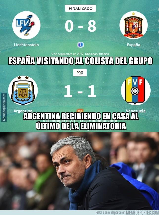 997739 - ¿Imaginas un Argentina vs Liechtenstein?