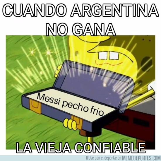 997744 - Cuando Argentina no gana, aunque no sea su culpa