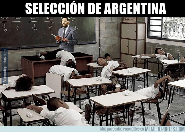 997750 - Selección argentina