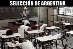 Enlace a Selección argentina