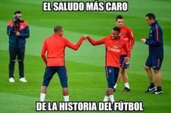 Enlace a Neymar y Mbappe, la dupla de los millones