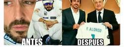 Enlace a Alonso por fin es feliz